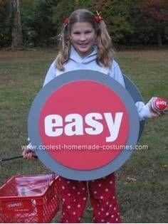 Worst girls Halloween costume ever...