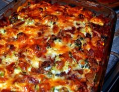 Paleasgna Recipe – no pasta, low carb, lots of veggies. A delightful meal to be enjoyed by the family
