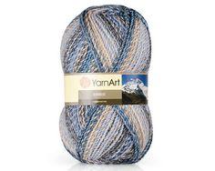 EVEREST Yarn from YarnArt  30 % Wool 70 by PerfectShopHandMade