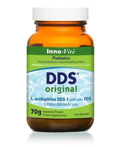 Inno-Vite DDS Original Probiotics - this stuff is absolutely magical!