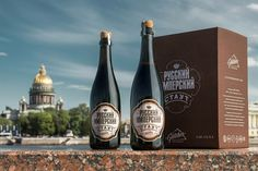 Russian Imperial Stout on Packaging of the World - Creative Package Design Gallery