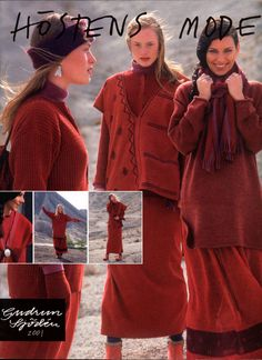 Gudrun Sjödén Catalogue - Fall 2001