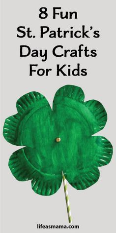 8 Fun St. Patrick's Day Crafts For Kids