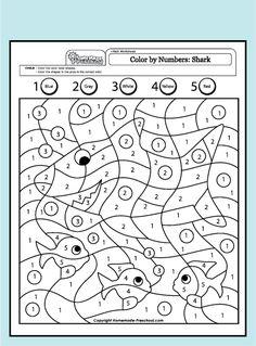 Color by Number Worksheets Kindergarten. 20 Color by Number Worksheets Kindergarten. Color Number Kindergarten Coloring Pages Printables for Coloring Worksheets For Kindergarten, Shapes Worksheet Kindergarten, Kindergarten Colors, Shapes Worksheets, Worksheets For Kids, Kindergarten Math, Shape Coloring Pages, Free Coloring Pages, Coloring For Kids