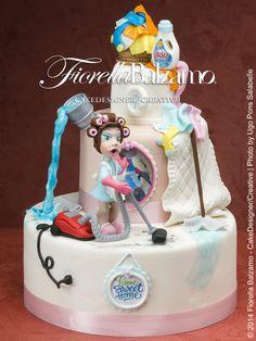 Fiorella Balzamo cake designer