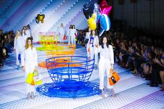 Anya Hindmarch Ready To Wear Spring Summer 2015 London