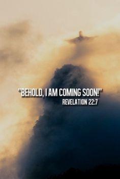 Revalation 22:7
