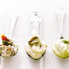 Yummy mayonnaise Mayonnaise, Kos, Baked Potato, Pantry, Salads, Potatoes, Baking, Ethnic Recipes, Pantry Room