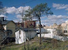 Kuvien sijaintia on vaikea uskoa: Lumottu kaupunginosa, jota ei enää ole