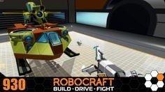 Robocraft - 'Med Evac' Build
