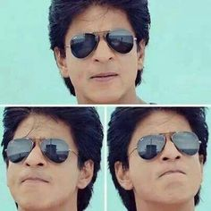 Those SRK expressions!