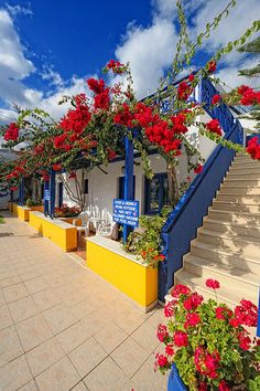 Aegean Sky Hotel & Suites, Crete, Greece My husband lived in Crete when he was growing up.  He remembers it well.  I so want to go there!