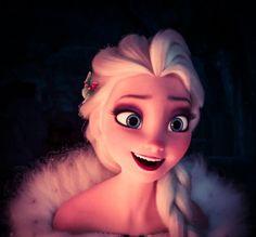Oooooo!!! She's So Happy!!! Just Look At Her!!!