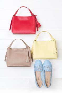 Spring Summer 2015, Summer Collection, Color Blocking, Footwear, Bags, Style, Handbags, Swag, Shoe