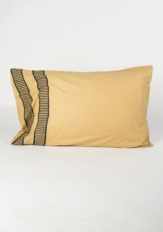 Striped Desert - Sleeping Sham