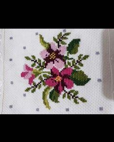 Cross Stitch Heart, Cross Stitch Borders, Cross Stitch Animals, Cross Stitch Flowers, Cross Stitch Designs, Cross Stitching, Cross Stitch Embroidery, Hand Embroidery, Cross Stitch Patterns
