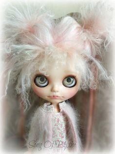 Custom OOAK Blythe Doll Total Remake by SongOfBlythe on Etsy