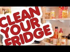 How To Clean a Fridge