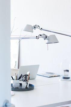 Interior | Home Office | www.sparklyinspiration.com