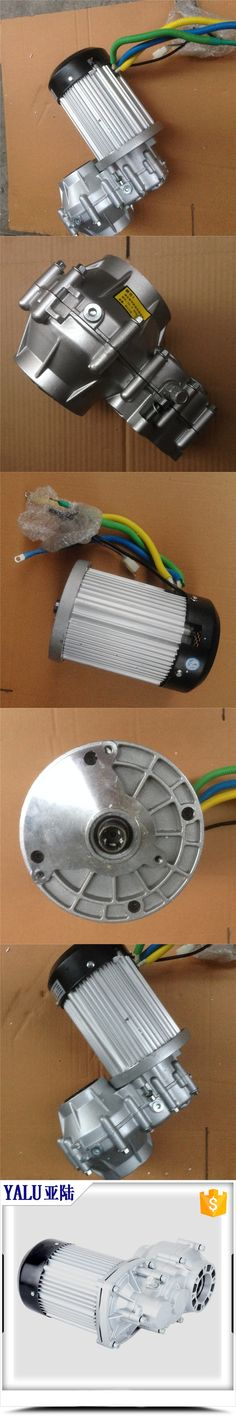 Electric forklift truck driving motor BM1424HQF(BLDC) 2200W 60/72V tractor rear axle motor