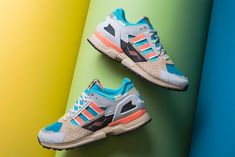 adidas Originals ZX 10,000 C | Wit | Sneakers | FV6308