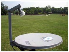 The Itty Bitty Telescope (IBT): Tips for building and using a simple radio telescope - (NRAO) Ku Band, Bands, Radio Astronomy, Satellite Dish, 3d Printer Projects, Ham Radio, Stargazing, Telescope, Building