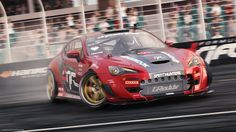 Formula Drift - Toyota GT86 - Hum3D Challenge, by Aldi Works 3D Modeling https://www.artstation.com/artwork/x2EGW #SubstancePainter #ThisIsSubstance