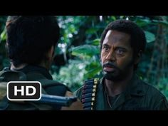 "Tropic Thunder Movie Clip - watch all clips http://j.mp/z8iy2p  click to subscribe http://j.mp/sNDUs5    Kirk (Robert Downey Jr.) discusses acting with Tugg (Ben Stiller) and why he didn't win an Oscar for ""Simple Jack.""    TM & © Dreamworks (2012)  Cast: Robert Downey Jr., Ben Stiller  Director: Ben Stiller  MOVIECLIPS YouTube Channel: http://j.mp/vqie..."