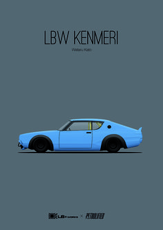 Petrolified. Automotive Artwork. Martin Miškolci | crankandpiston.com Car Culture Lifestyle