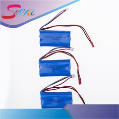 26.55$  Watch here - http://alis4z.shopchina.info/go.php?t=32797995410 - 3pcs 7.4V 1500Mah 18650 15C Li-ion Battery Parts For MJX T40 T40C F39 F49 T39 Syma 822 RC Helicopter Wholesale 26.55$ #SHOPPING