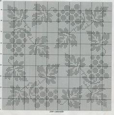 ASMA-ÜZÜM Crochet Art, Tapestry Crochet, Crochet Motif, Crochet Doilies, Crochet Flowers, Crochet Patterns, Embroidery Patterns, Stitch Patterns, Crochet Tablecloth Pattern