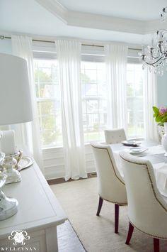 Kelley Nan Five Times To Go White Favorite Curtains Ikea Ritva