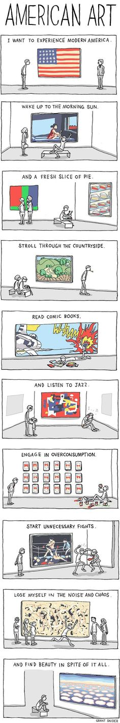 funny-American-art-modern-comic