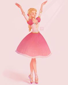 Pixar, Barbie Drawing, 12 Dancing Princesses, Barbie Images, Barbie Movies, Princess Drawings, Disney Lion King, Digital Art Girl, Wallpaper Iphone Cute