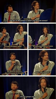 Lol, Supernatural, everybody.