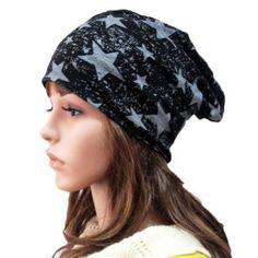 Headscarf Sleeping Cat Kitten Cartoon Hip-Hop Knitted Hat for Mens Womens Fashion Beanie Cap