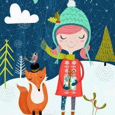 Lovelly Illustrations: Rebecca Jones, Stefania Manzi i Ella Bailey