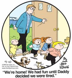 The Family Circus  (Apr/10/2015)