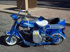 Cushman Eagle with Sidecar - MidAmerica Auctions