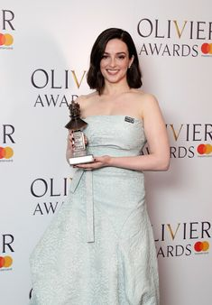 Laura Donnelly, Best Actress Award, Strapless Dress Formal, Formal Dresses, Royal Albert Hall, Sam Heughan, Award Winner, London England, Outlander