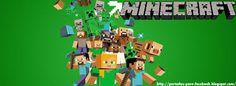 imagenes de portada para facebook de minecraft - Google Search