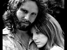 UNDER THE INFLUENCE -- Jim Morrison 'The Lizard King' of The Doors - Love Her Madly (Inset).