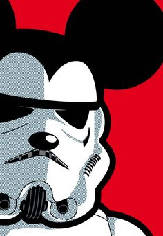 Greg Guillemin Geek art Anticipation