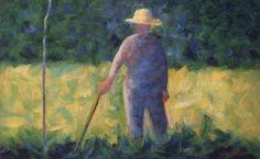 A Gardener - Seurat
