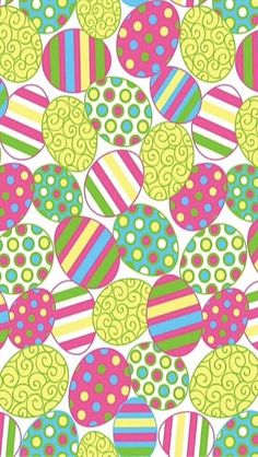 Easter / Spring Seamless Print Pattern 6 by DonCabanza on DeviantArt Easter Wallpaper, Holiday Wallpaper, Easter Backgrounds, Wallpaper Backgrounds, Wallpapers, Cellphone Wallpaper, Iphone Wallpaper, Easter Paintings, Gift Wrapper