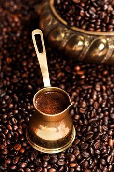 El café turco confirmado por la UNESCO como Patrimonio cultural inmaterial de la Humanidad es un modo de preparar y servir el café propio de los turcos. Se prepara generalmente con el tipo de café llamado café arábigo molido al punto de tener consistencia de harina. La bebida es muy concentrada y se sirve en tazas pequeñas sin asa con o sin azúcar. Esta bebida es común a través del Oriente Medio y los países balcánicos.