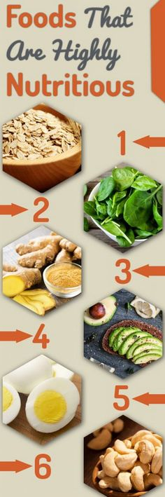 Foods That Are Highly Nutritious Most times people go so far to look for different types of food in order to get certain nutrients that are needed to improve the health of an individual. They even go as far as looking for pills to serve as supplements for these nutrients they lack overlooking certain food that are found around us.
