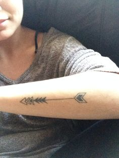 I want an arrow tattoo so bad I like the placement maybe a different design though