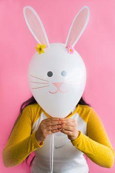 más y más manualidades: Crea figuras de animales con globos comunes
