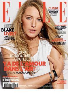 Blake Lively for Elle France June 2016